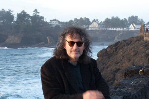 10.  Paul on the Oregon coast with sunglasses